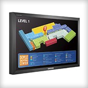 Rentals Touch Screen 55 inch Touch Screen