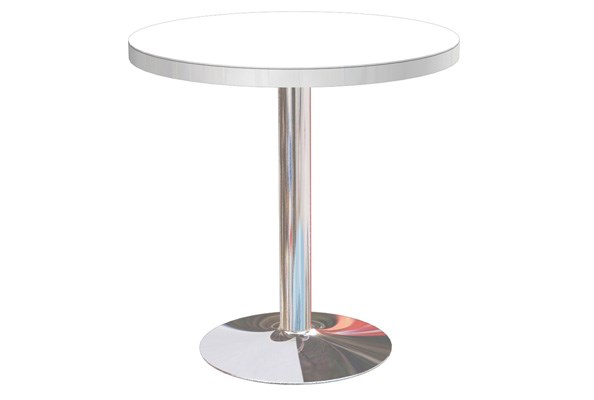 Rentals Tables Cafe Table White