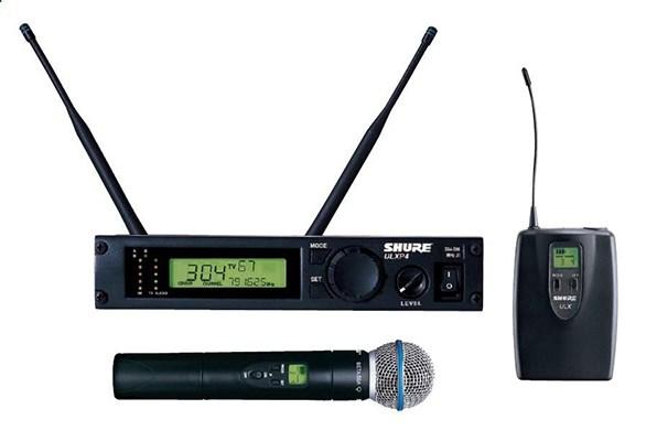 Rentals Audio Shure