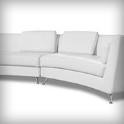 Curved Sectional - Seating