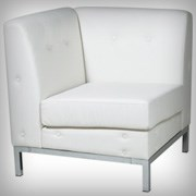 Modular Corner White - Seating