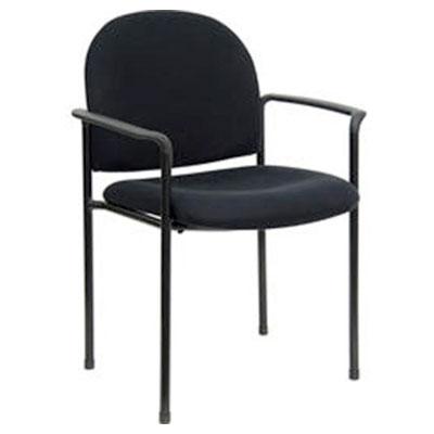 Rentals Seating Black Arm Chair