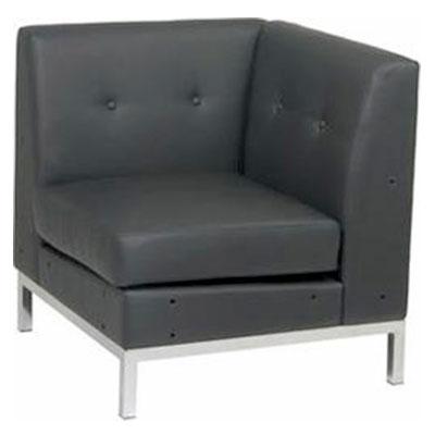 Rentals Seating Modular Corner Black