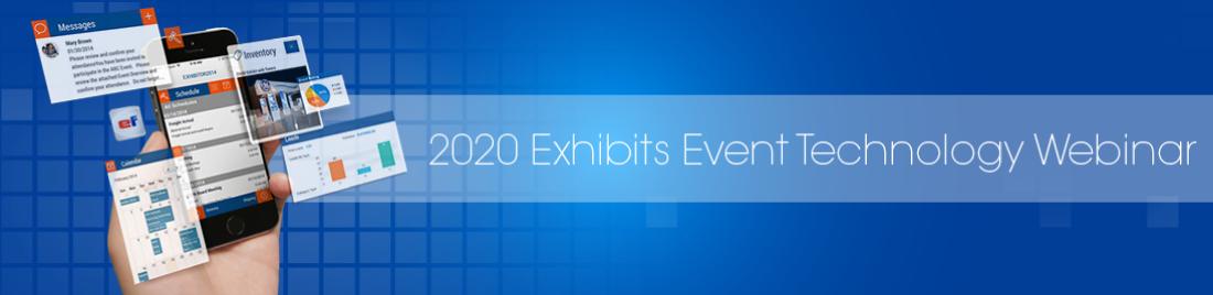 2020 Exhibits Webinar Series