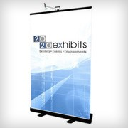 "Exhibits Portables 51.5""W x 79""H MadMaxx"