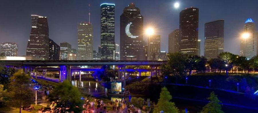 Houston, TX - OTC2018