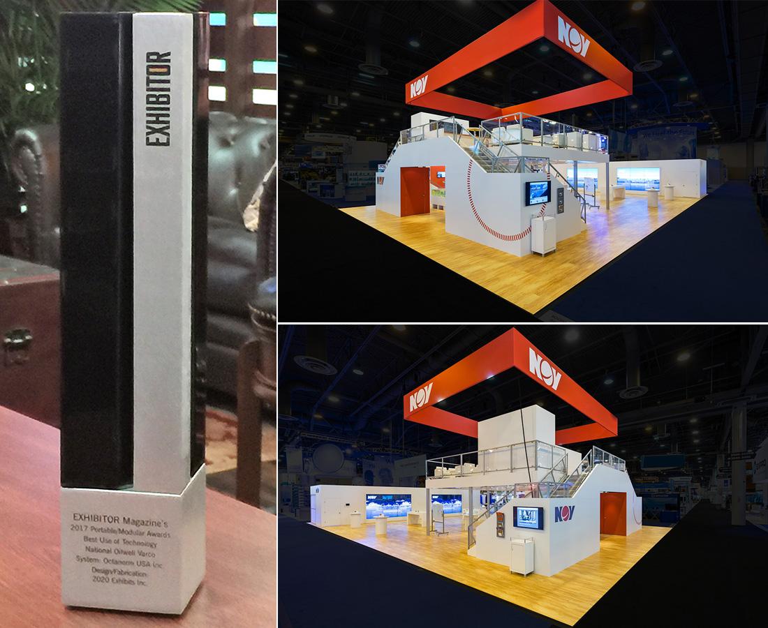 Portable Modular Awards
