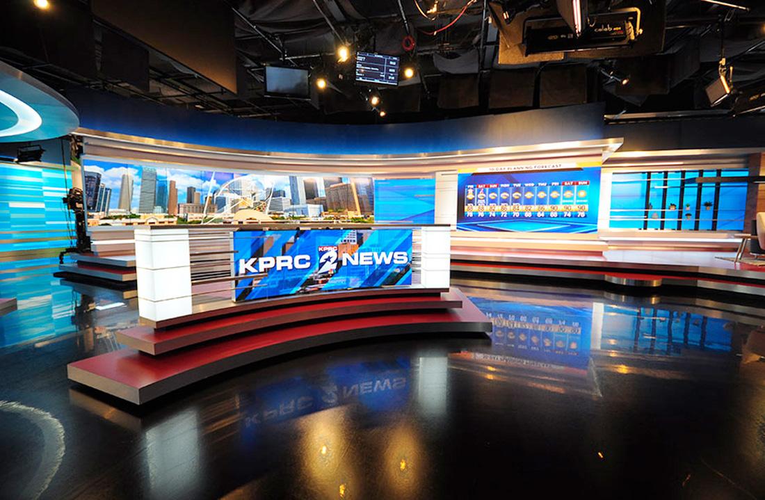 KPRC Channel 2 News Studio
