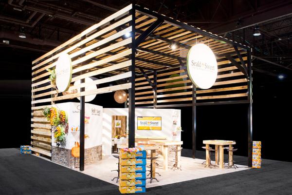 Exhibit Design Trends - Natural Materials