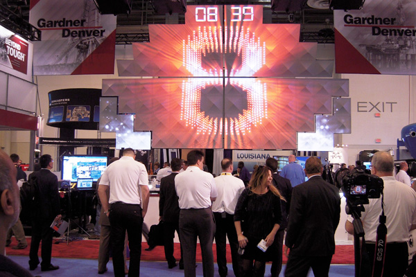 Exhibit Design Trends - Projection Mapping