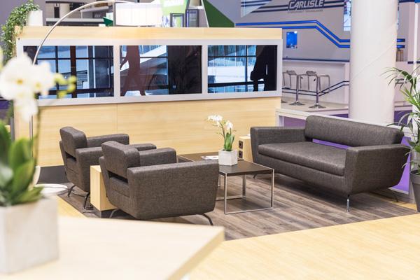 Exhibit Design Trends - Lounge Areas