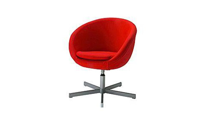 Rentals Seating Globe Red