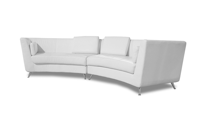 Rentals Seating Curved Sectional