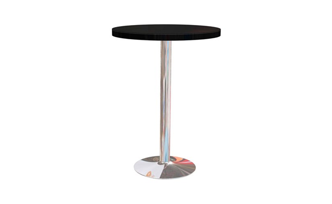 Rentals Tables Bar Table Black