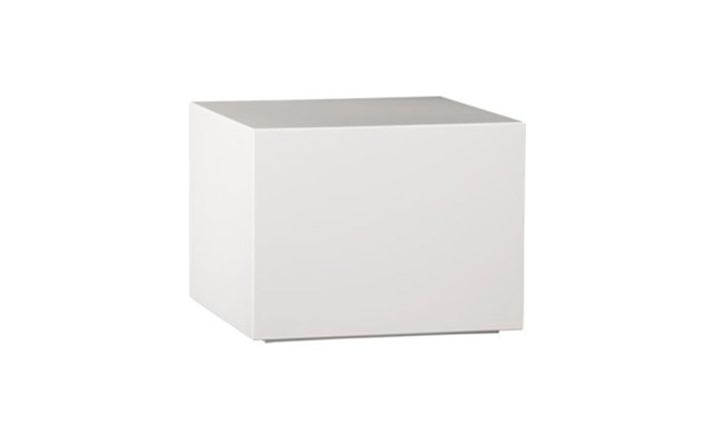Rentals Tables White Cube Table