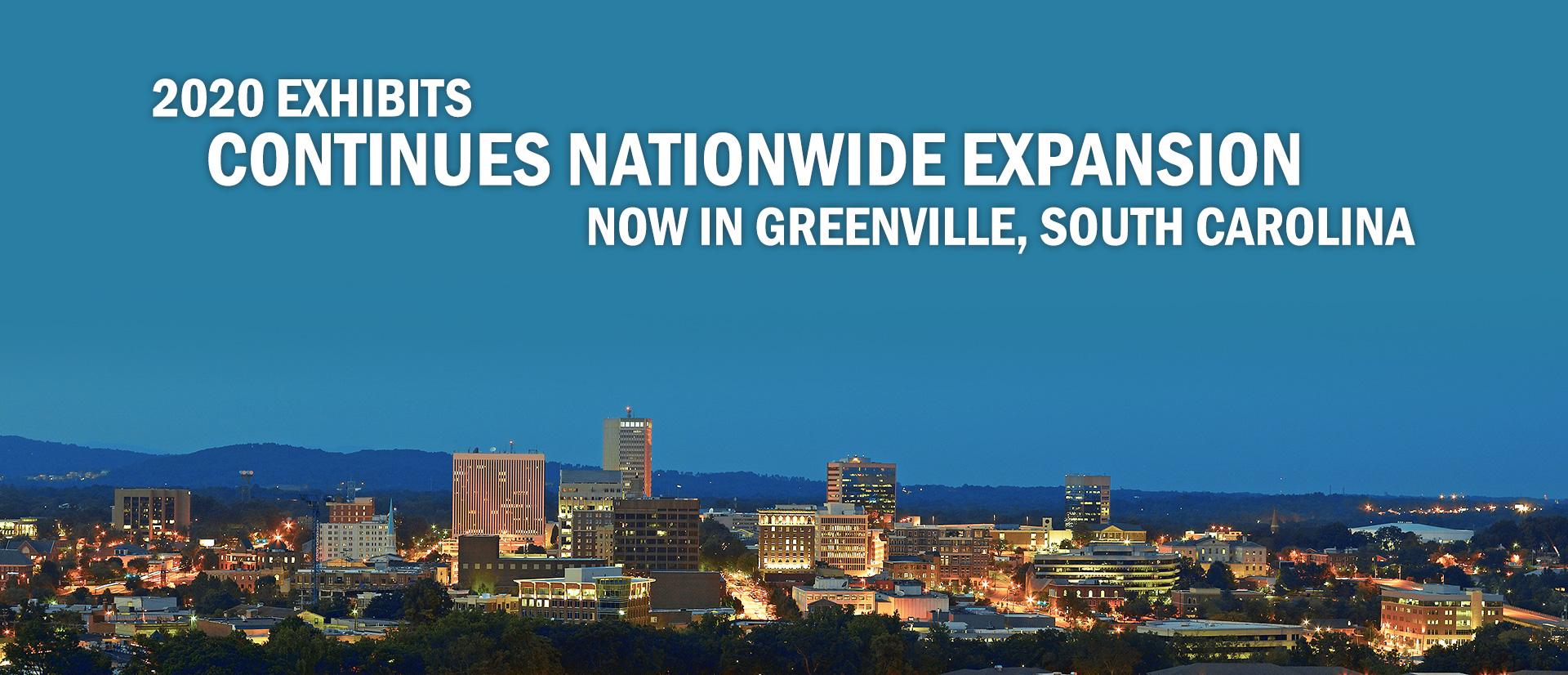 2020 Exhibits, South Carolina