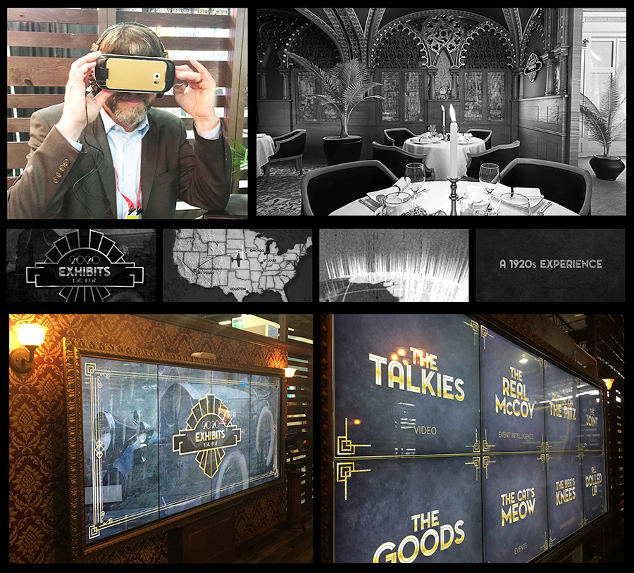Exhibit Design Trends - Virtual Reality