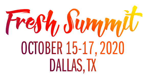 PMA Fresh Summit 2020 Exhibits & Rentals