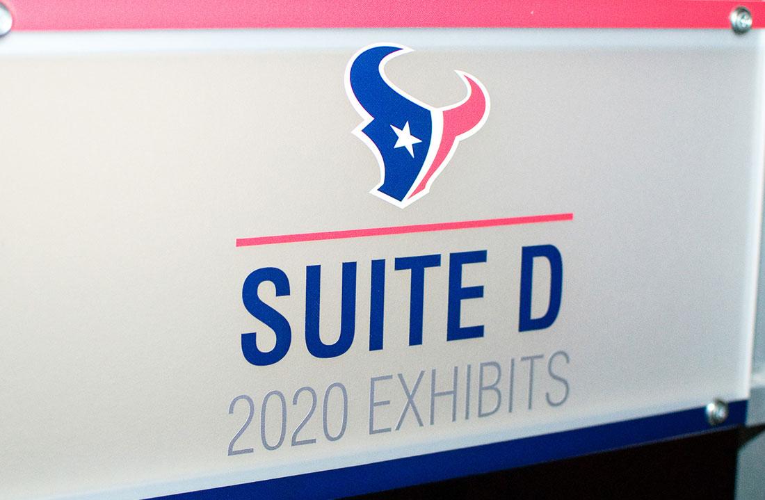 Houston Texans Field Box Suites