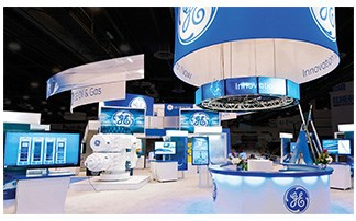2020 Exhibits Wins Regional Silver ADDY For GE Oil & Gas OTC 2011 Exhibit