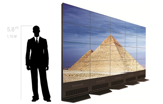 "Rentals Video Wall 46"" Ultra"