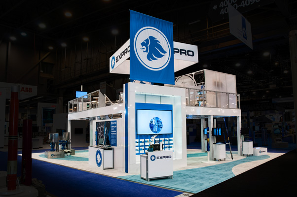 Ignite Your Custom Tradeshow Exhibit for the Offshore Technology Conference