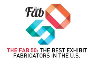 2020 Exhibits Named to the 2015 FAB 50.