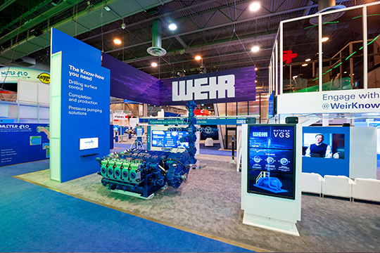 2020 Exhibits Wins Best Technology Award for Second Year in a Row in the Portable Modular Awards