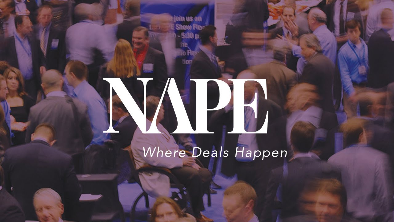Tips for First Time NAPE Exhibitors