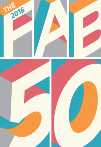 2020 Exhibits Named to the 2016 FAB 50