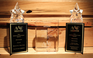 2020 Exhibits Wins Gold and Silver ADDYs