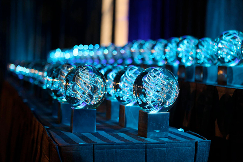 Ten (10) 2020 Exhibits Projects Named to AMA Crystal Awards Winners' Circle