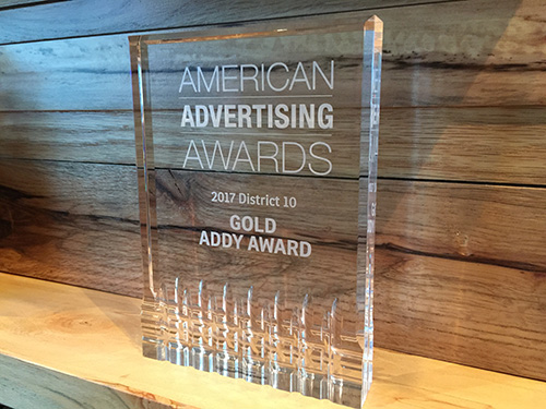 2020 Exhibits Wins Big at the Regional and District ADDY Awards