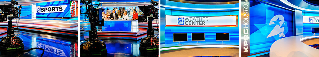 KPRC Channel 2 News Studio