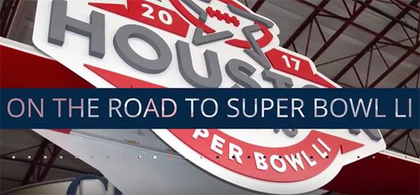 Touchdown! Super Bowl LI & 2020 Exhibits