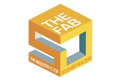 2020 Exhibits Named to the 2017 FAB 50: Recognizing the Industry's Top Exhibit Builders