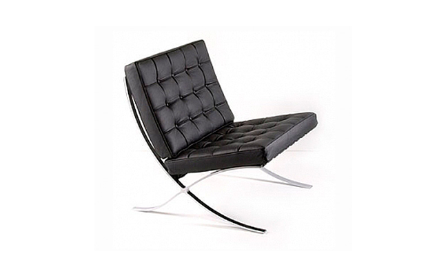 Rentals Seating Barcelona Black