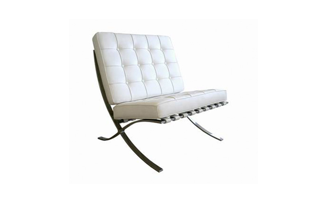 Rentals Seating Barcelona White