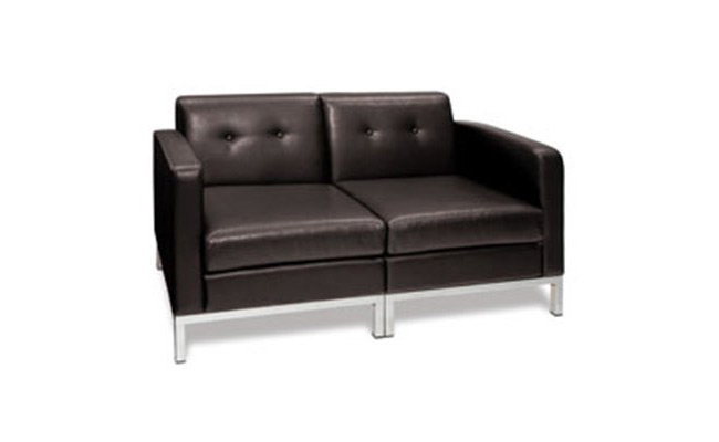 Rentals Seating Modular Love Seat