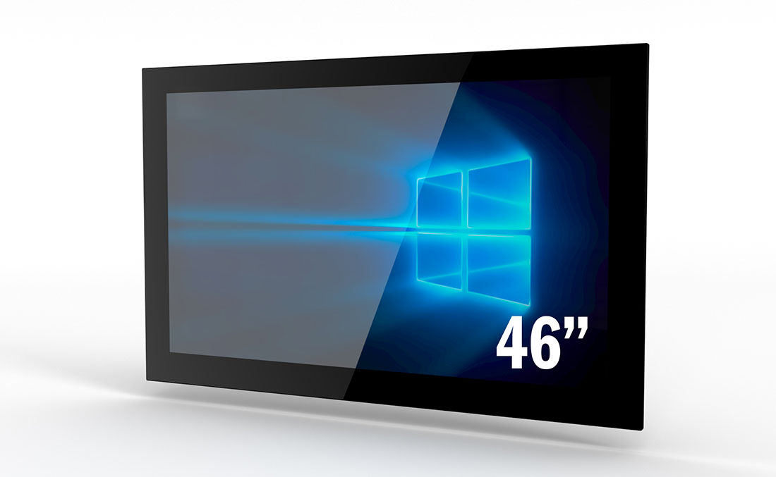 "Rentals Touch Screen 46"" Touch Screen"