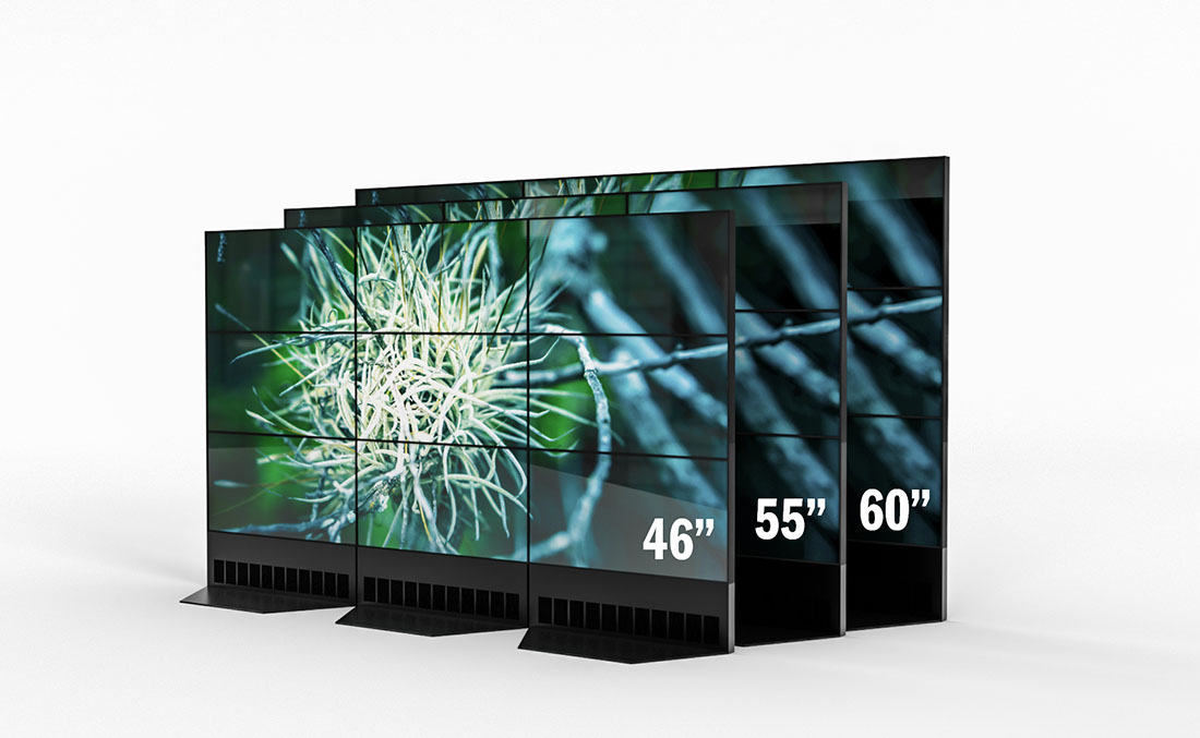 "Rentals Video Wall 46"" Slim"