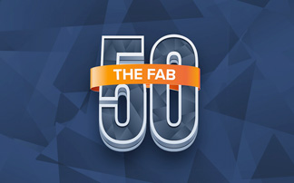 2020 Exhibits Named to the 2018 FAB 50