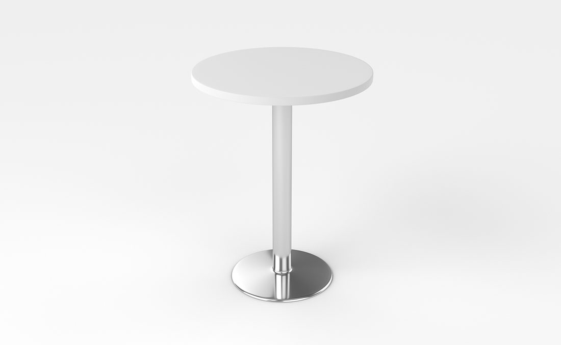 Rentals Tables Bar Table White