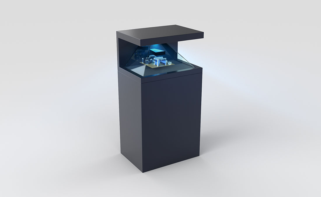 Rentals Accessories Hologram Small