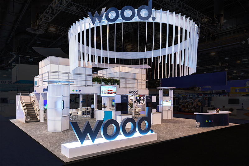 Be Inspired: Refreshing Trade Show Exhibit Design