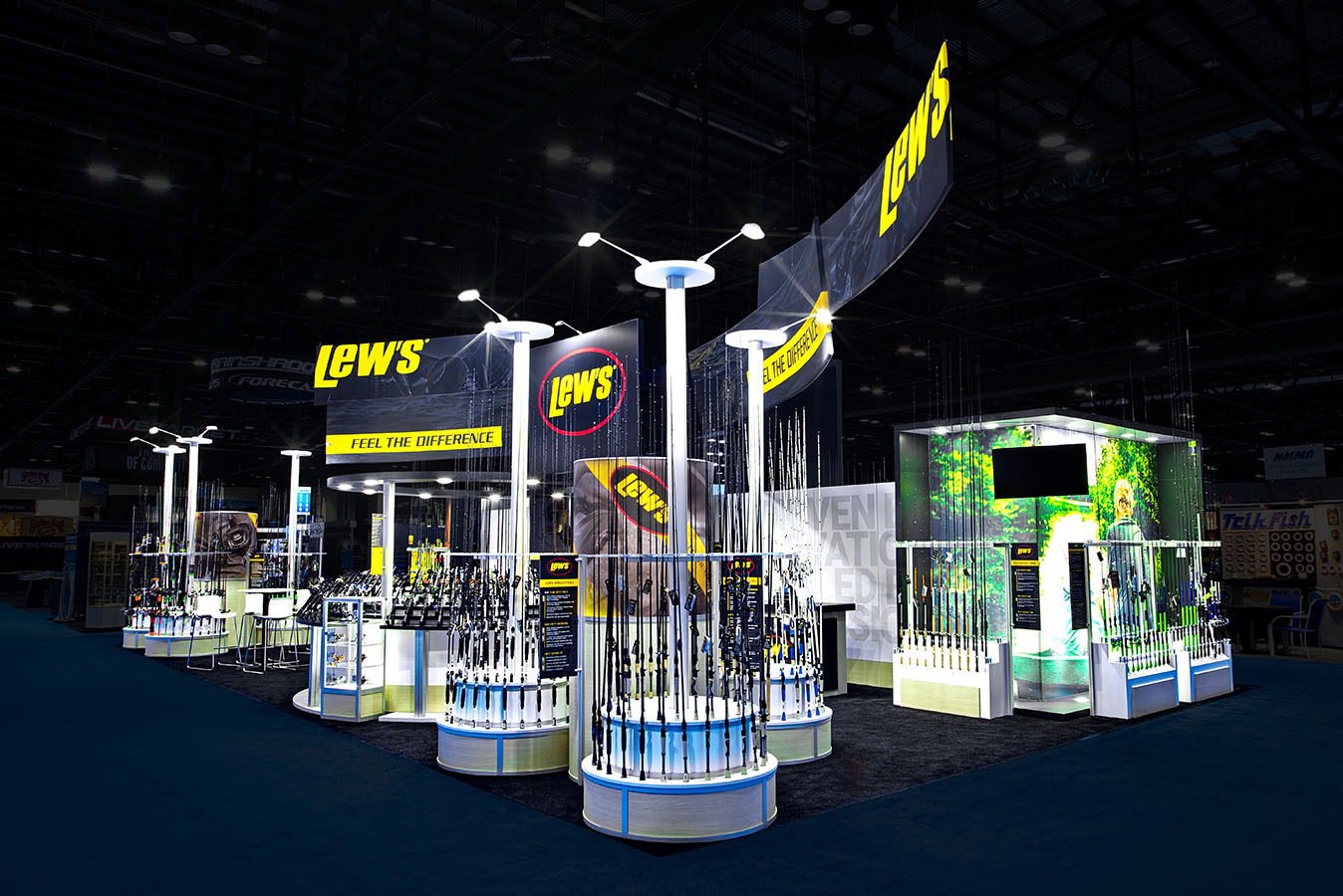 OTC 2019 Trade Show Displays & Event Services