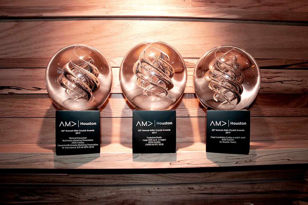 2019 AMA Crystal Award