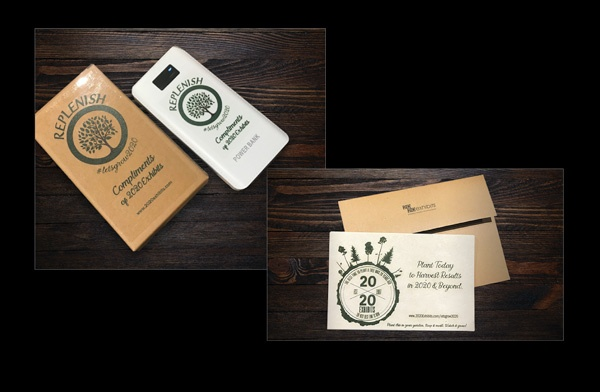 Award of Excellence: Promotional Item
