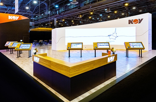 Award of Excellence: Large Trade Show Exhibit