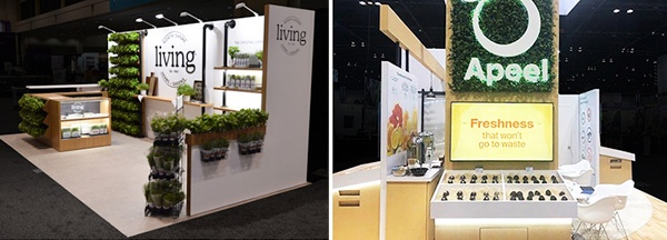 Two 2020 Exhibits PMA Fresh Summit Exhibits Win Category Best in Show